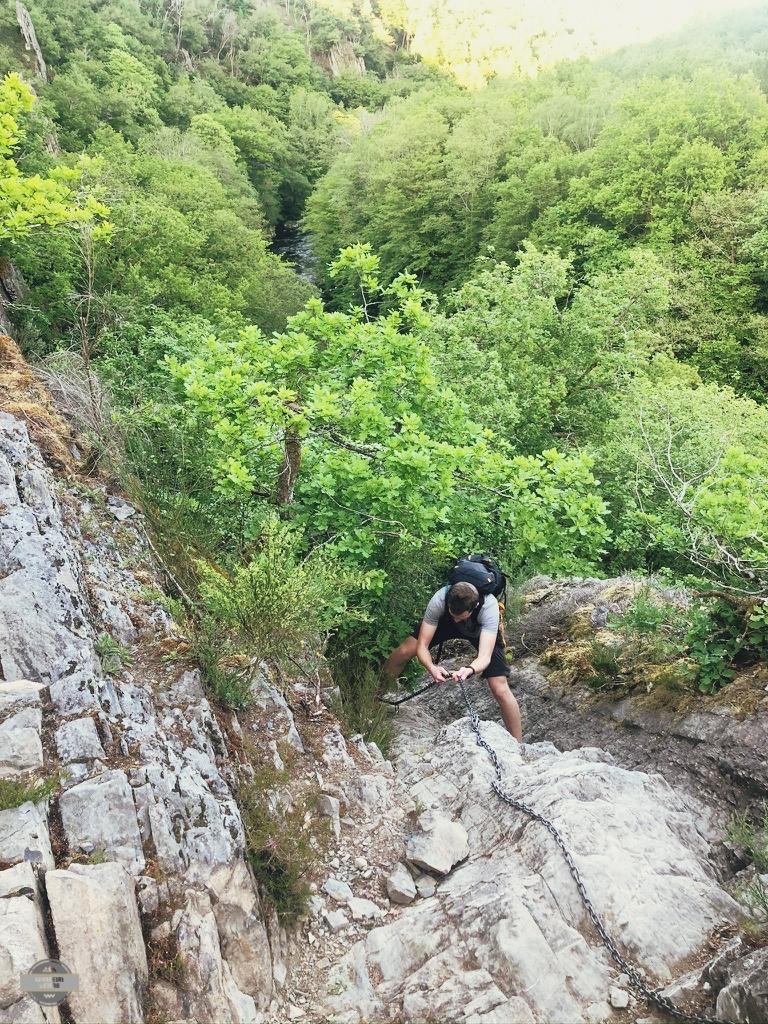 Sentier technique Rocher du hérou