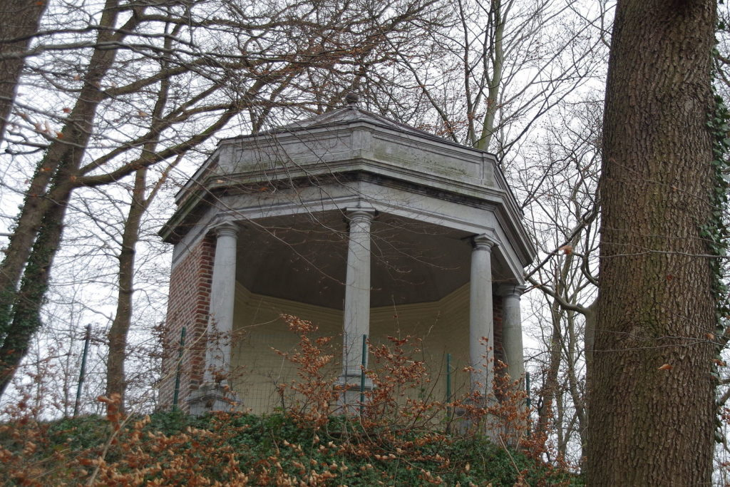 Le pavillon Hesse spa