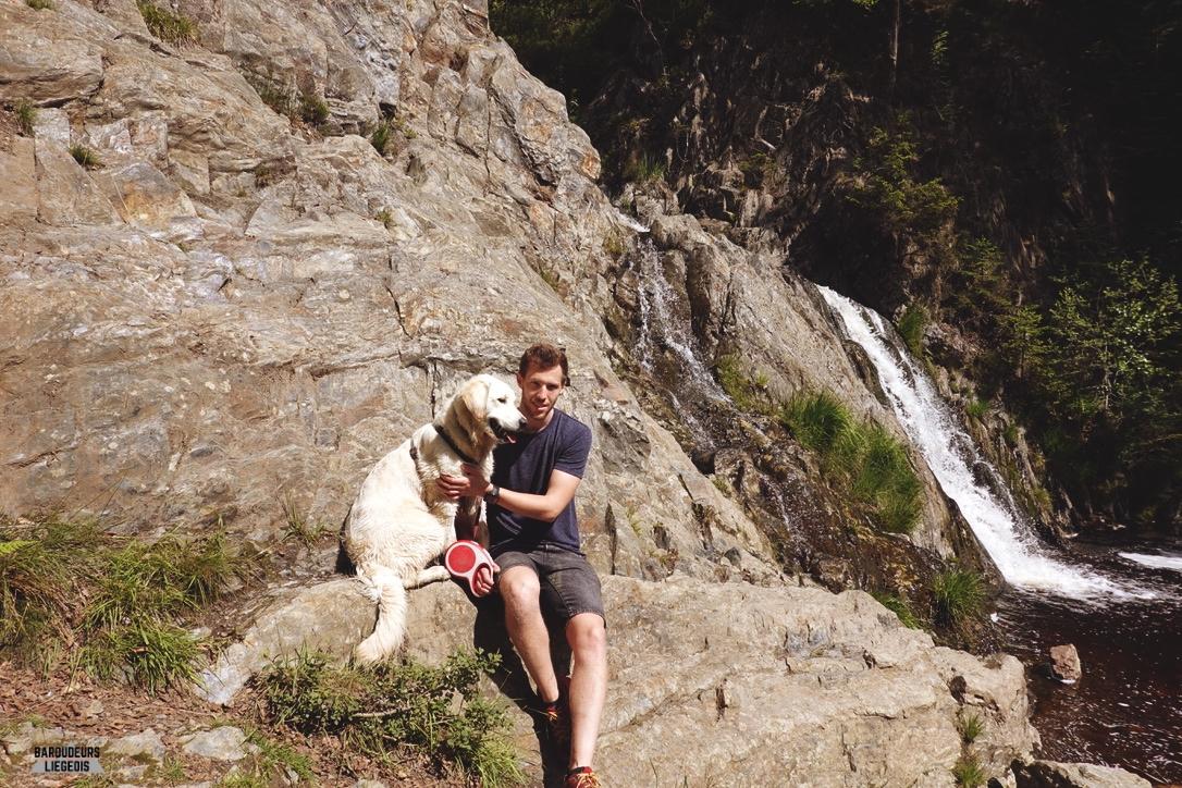 Randonnée vers la cascade du bayehon au départ de la brasserie Peak
