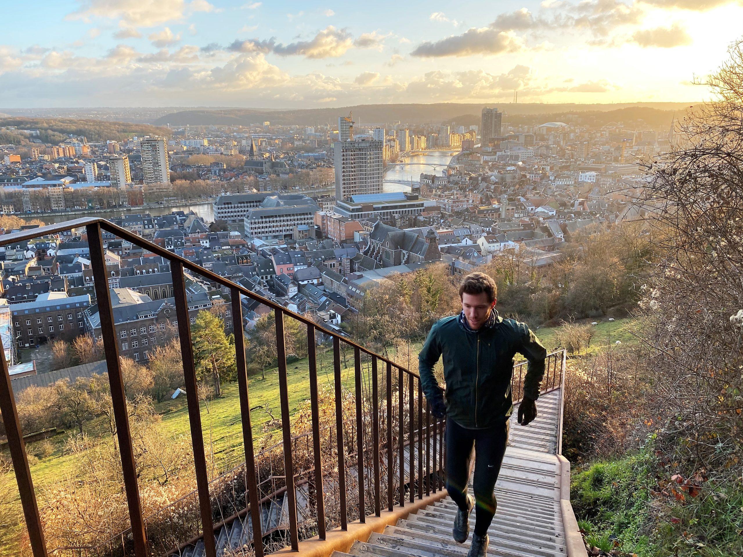 Trace de trail à Liège : notre meilleur parcours