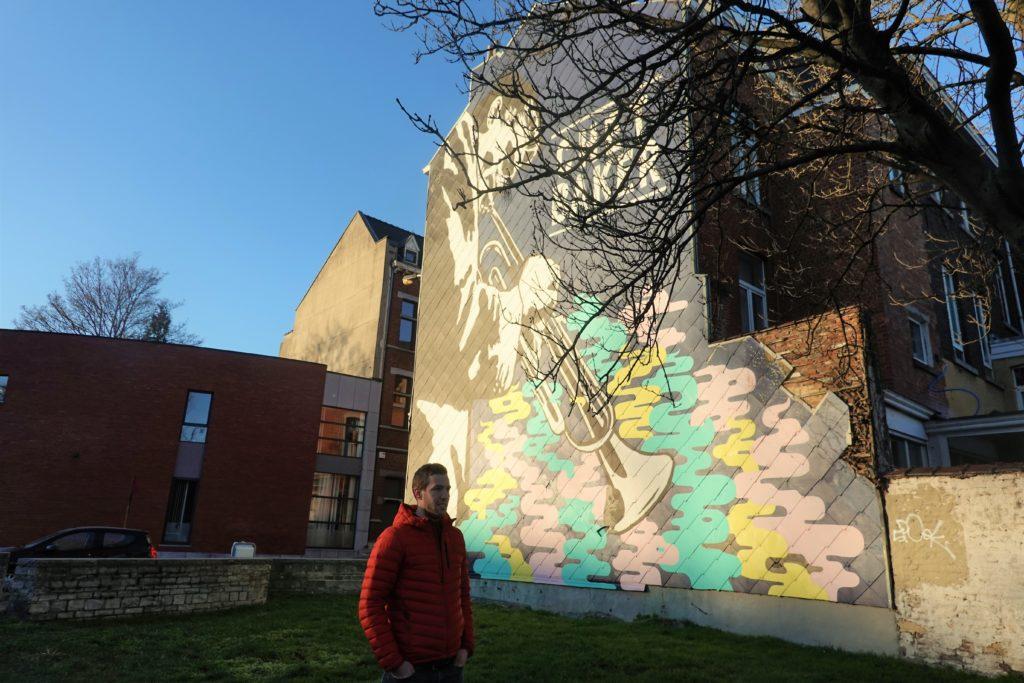 les fresques de liège: projet paliss'art