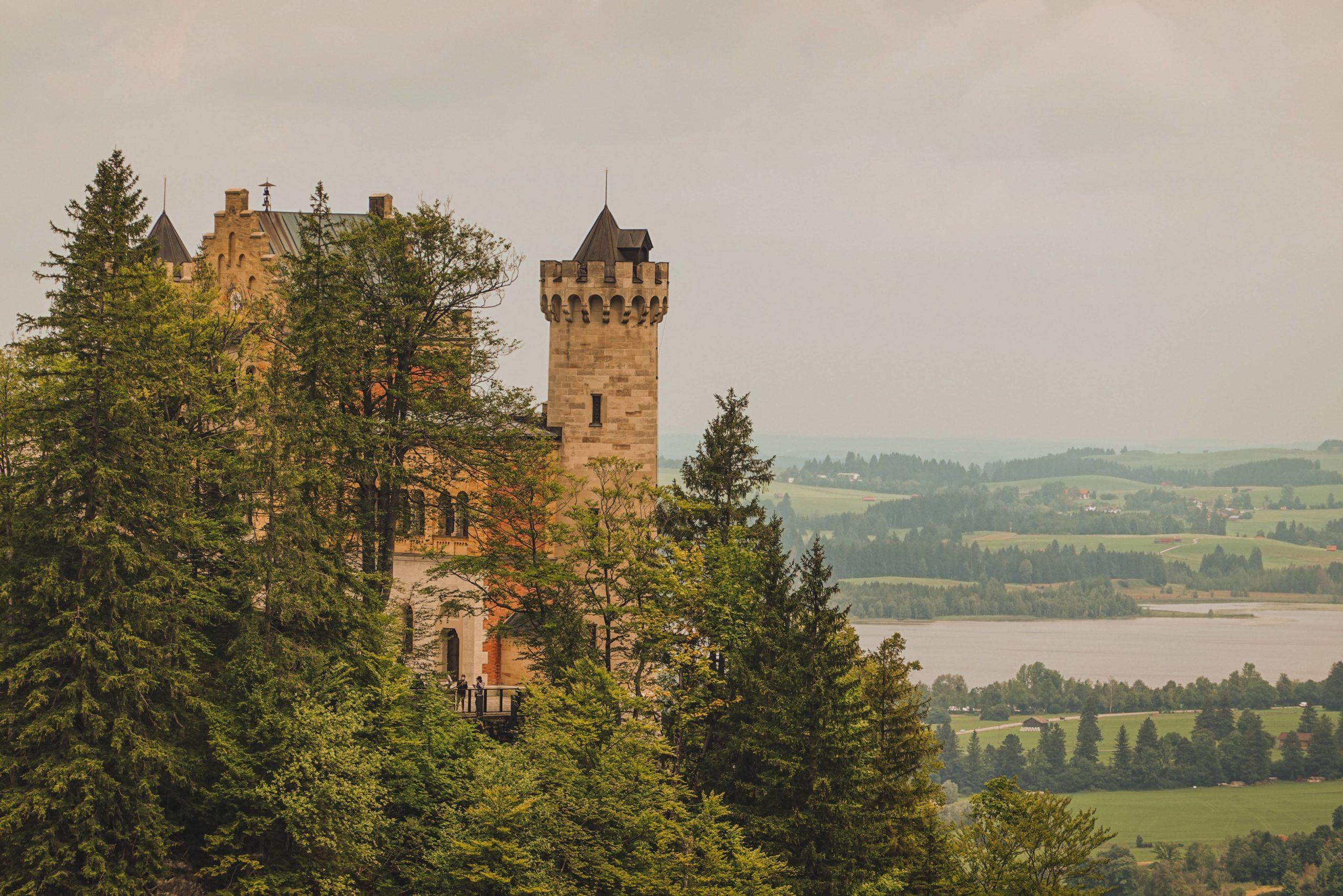 château de neuschwanstein Disney