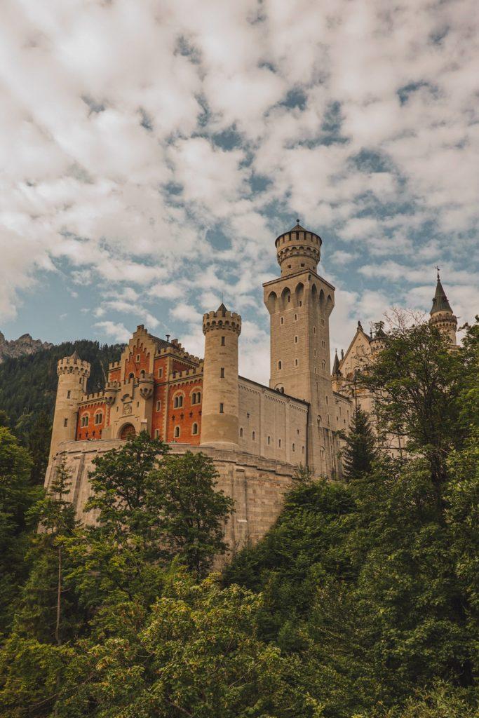 le chateau le plus visité d'Allemagne Bavière