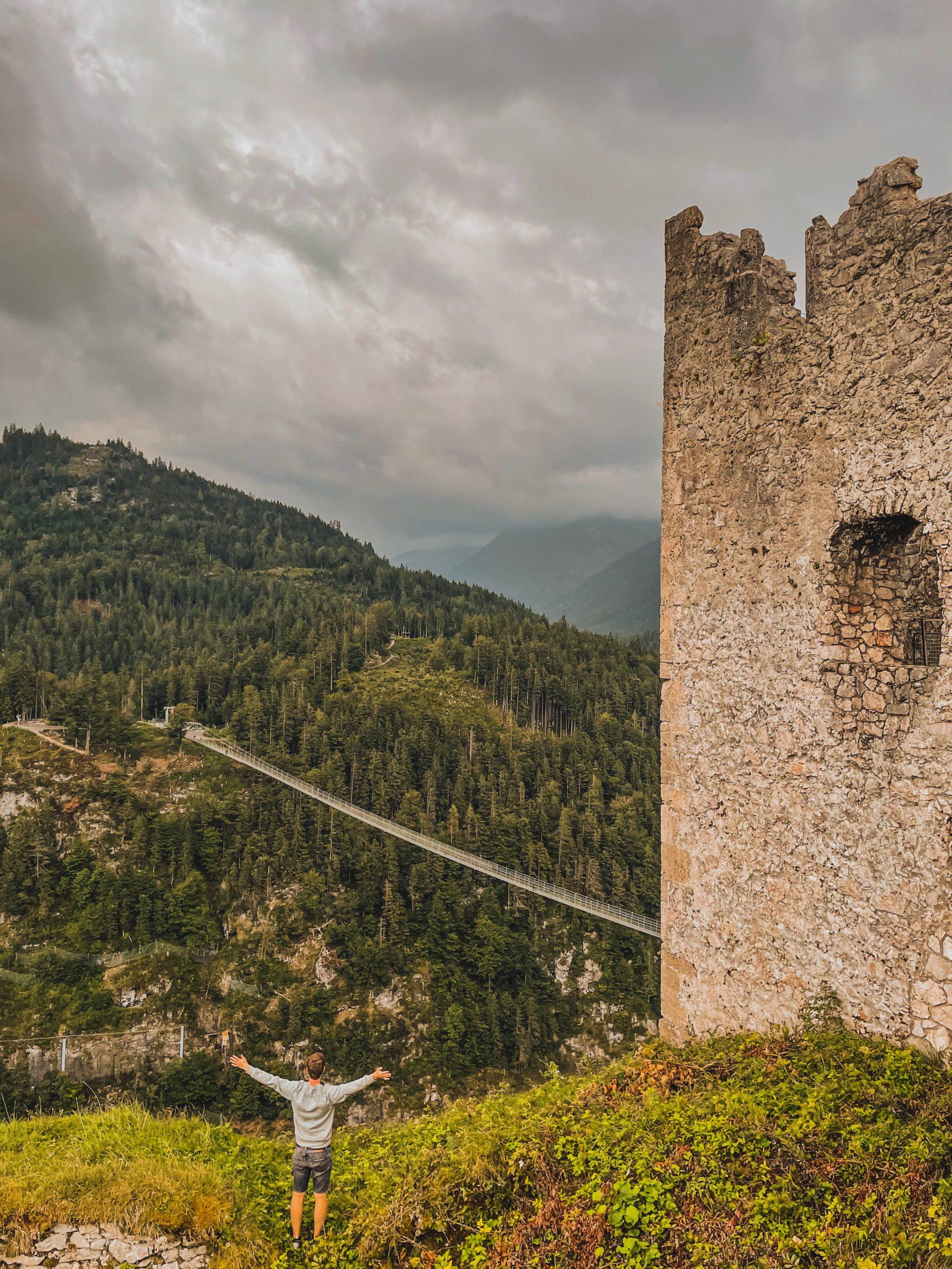 ruine forteresse highline 179