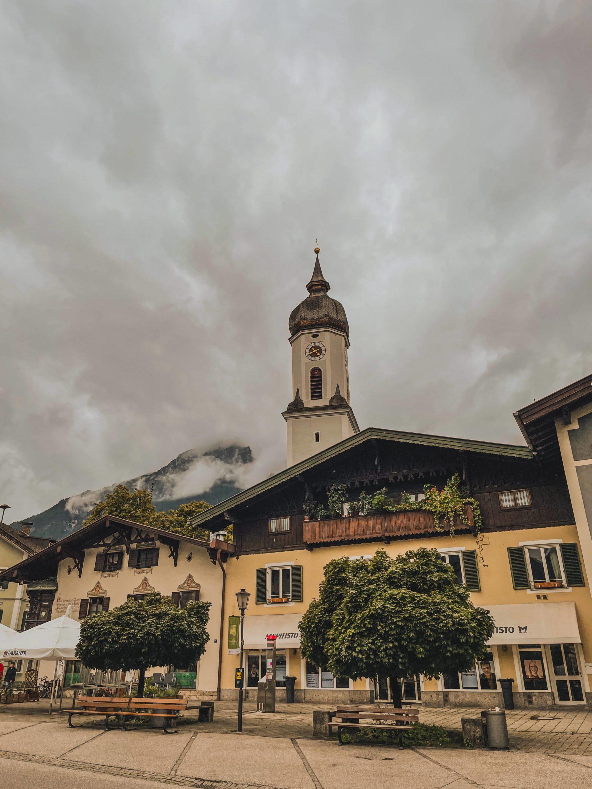 visiter Garmisch-Partenkirchen