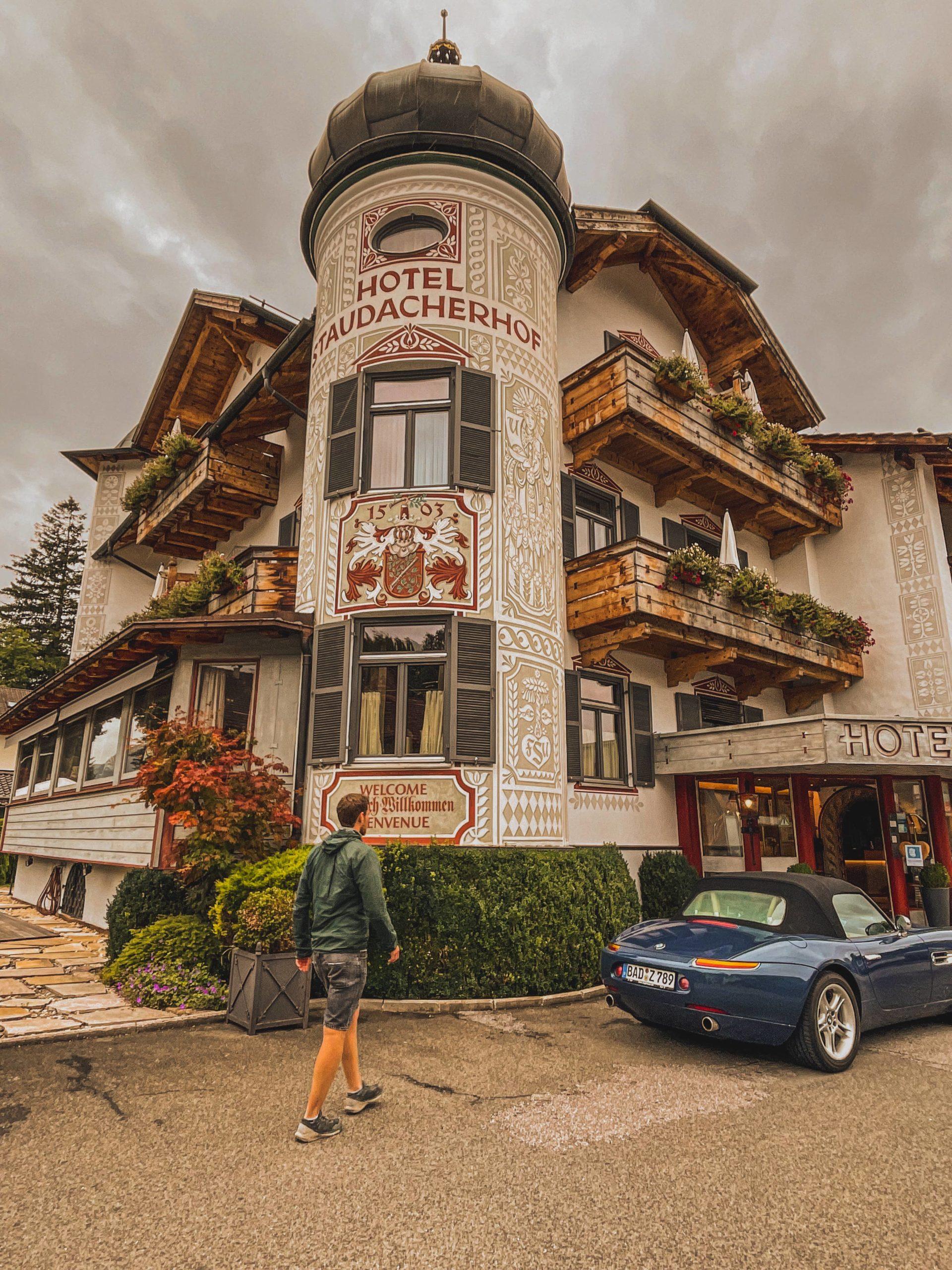 hotel Staudarcherhof garmirsch